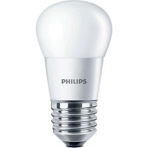 Philips-CorePro-LED-LUSTER-Tropfen-Lampe-5-5W-40W-Warm-2700K-Kronleuchter-E27