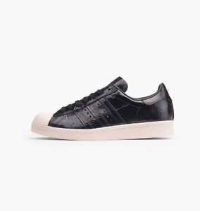 Détails sur Adidas superstar 80's W (40 23eur 7uk 8.5us)