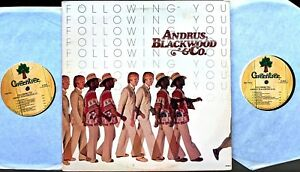 CHRISTIAN-double-LP-ANDRUS-BLACKWOOD-amp-CO-Following-You-GREENTREE-2R3515