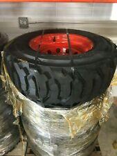 10 165 Foam Filled Carlisle Loader Skyjack Scissor Lift Wheel X 1