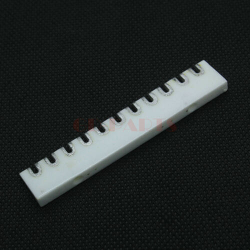 Lot*2 Ceramic 11-PIN Tag strip Terminal Turret Board F Generic Vintage Audio DIY