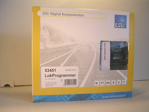 entrega rápida Esu 53451 Lok programmer, programmer, programmer, productos nuevos.  hermoso