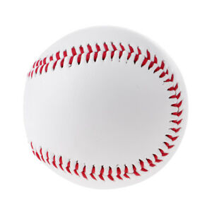 Hard Filling Practice Trainning Base Ball 9in Softball Baseball Wooden Bat Hit