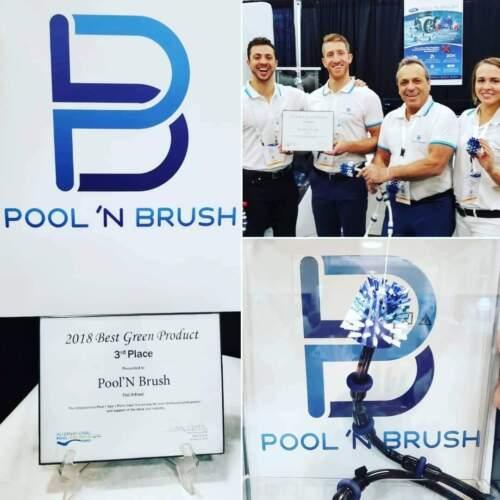 Polaris Pentair ou balayage Tuyau Queue épurateur//Brosse attachement-piscine /'N Brush