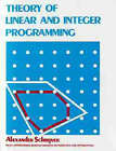 Theory of Linear and Integer Programming by Alexander Schrijver (Paperback, 1998)