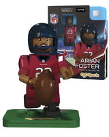 Nfl Houston Texans Arian Foster G3s3 Oyo Mini Figure Toys Football