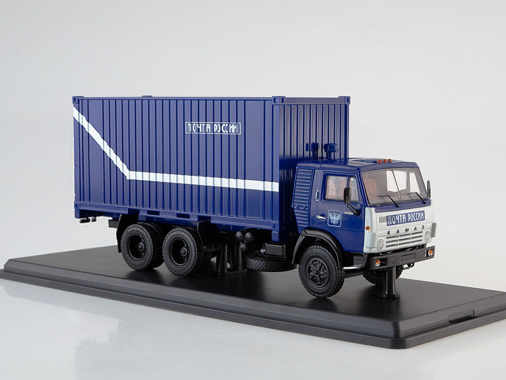 KAMAZ 53212 Russian Post SSM1282 1 43