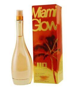 Miami-Glow-Jennifer-Lopez-Women-3-4-OZ-100-ML-Eau-De-Toilette-Spray-Nib-Sealed