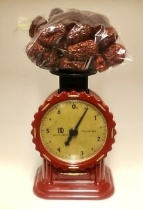 Sun fruit séché Jujube rouge chinoise dates 8 oz (environ 226.79 g) Organic Arizona Homegrown