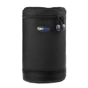 Camrock L240 Custodia per Obiettivi Altezza 23cm Diametro 11cm
