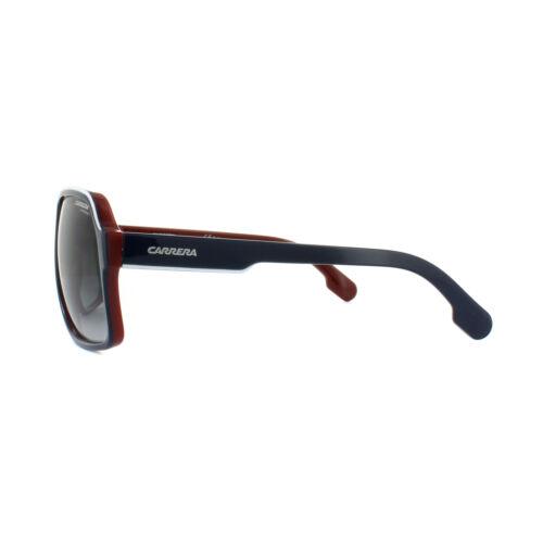 Carrera Sunglasses 1001//S 8RU 9O Blue Red White Dark Grey Gradient