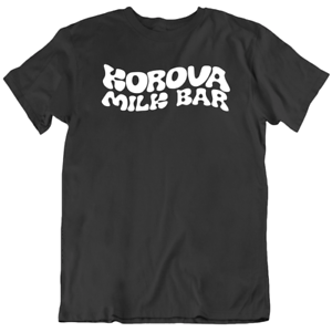Clockwork Orange Korova Milk Bar T Shirt Stanley Kubrick Anthony Burgess Alex