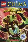 Danger in the Outlands by Greg Farshtey (Hardback, 2014)