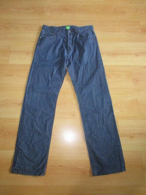 Trousers Hugo Boss bluee Size 40 à - 69%