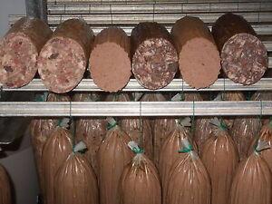 Hundewurst Mix 4 verschiedene Sorten 25 kg - Deutschland - Hundewurst Mix 4 verschiedene Sorten 25 kg - Deutschland