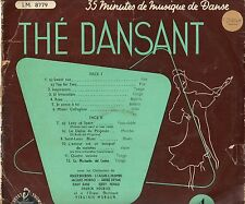 thé dansant n°4 orgue électrique Virginie MORGAN tango 25CM PORT A PRIX COUTANT
