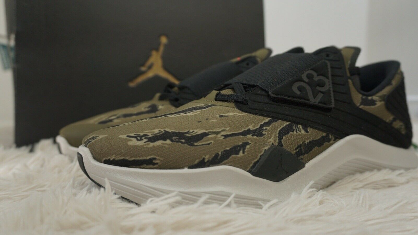 Nike Jordan Jordan Jordan relentless verde Camo Talla 10 bfb842
