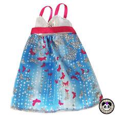 1:6 Scale Doll Butterfly Shimmer Dress Fits Barbie Blythe Monster High Bratz
