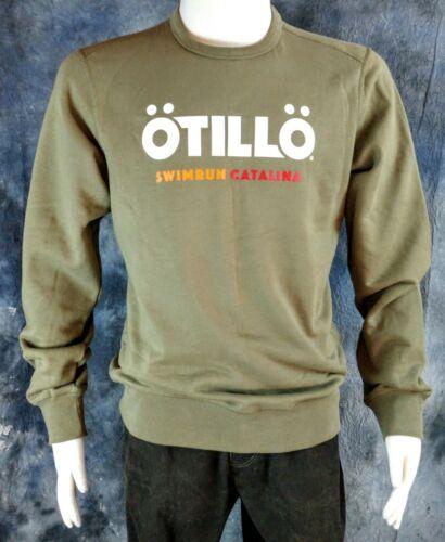 Mens OTILLO CATALINA ISLAND Fjallraven Sweatshirt