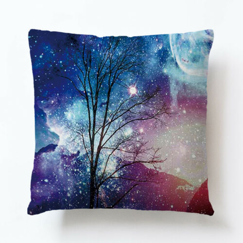 3D Painting Decorative Cushion Cover Throw Pillow Cover Pillow Case for Home Car