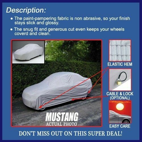 FORD C-MAX CAR COVER Ultimate Full Custom-Fit All Weather Protection