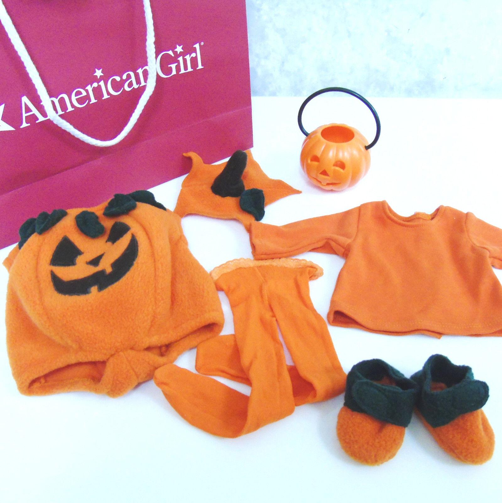 American Girl Pleasant azienda Bitty Bambino Htuttioween Set Zucche  Costume Ag  prezzo più economico