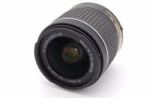 Nikon-Af-P-Nikkor-18-55mm-F-3-5-5-6-Gr-VR-Objectif-de-Zoom-pour-Nikon