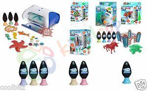 3D-Magic-Maker-Pick-amp-Choose-Theme-Packs-Gels-Refills-UV-Lights-Christmas