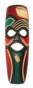 Colorful-Hand-Carved-African-Mask-in-Jacaranda-Wood