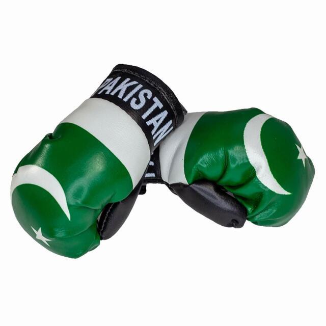 Mini Boxhandschuhe für Auto Innenspiegel Anhänger Pakistan