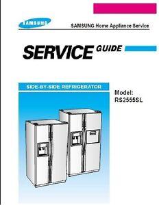 image is loading repair-manual-samsung-refrigerators-choice-of-1