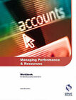 Managing Performance and Resources Workbook by Janet Brammer (Paperback, 2003)