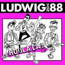 LUDWIG VON 88 HOULA LA  AZM RECORDS LP VINYLE NEUF NEW VINYL REISSUE