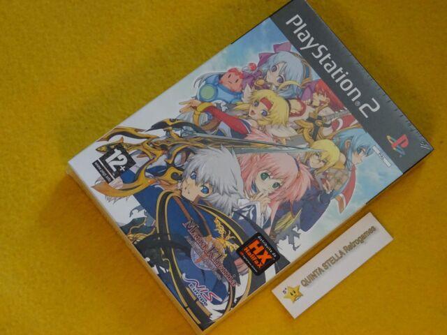 MANA KHEMIA LIMITED EDITION Playstation 2 PS2 VERSION PAL IT NUOVO SIGILLATO NEW