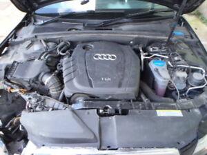 Audi A4 B8 A6 C6 08 12 20tdi Diesel Engine 140bhp Cag