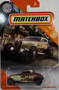 Matchbox /'33 Ford Coupe