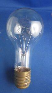 Rare Ancienne Tres Grosse Ampoule Electrique A Filament 18cm Ebay