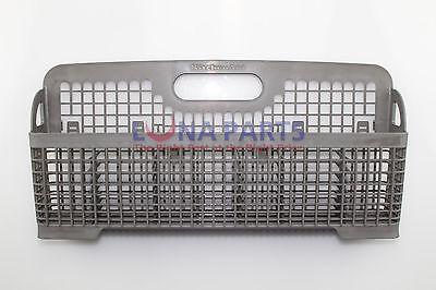 Genuine 8531288 Kitchen Aid Whirlpool Dishwasher Silverware Basket WP8531288