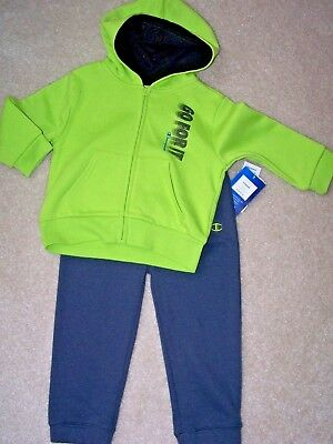 BABY BUNZ BABY-BOYS  Champions Ball 3-PC PAJAMA SET 24M MSRP$32