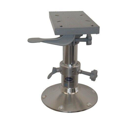 186781 Stuhlfuß, Fußplatte manuell einstellbar von 35 bis 47 cm, Fußplatte Stuhlfuß, 305 mm bff169
