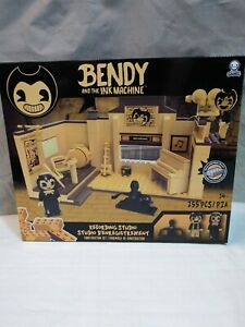 BENDY-and-the-INK-MACHINE-RECORDING-STUDIO-CONSTRUCTION-SET-New