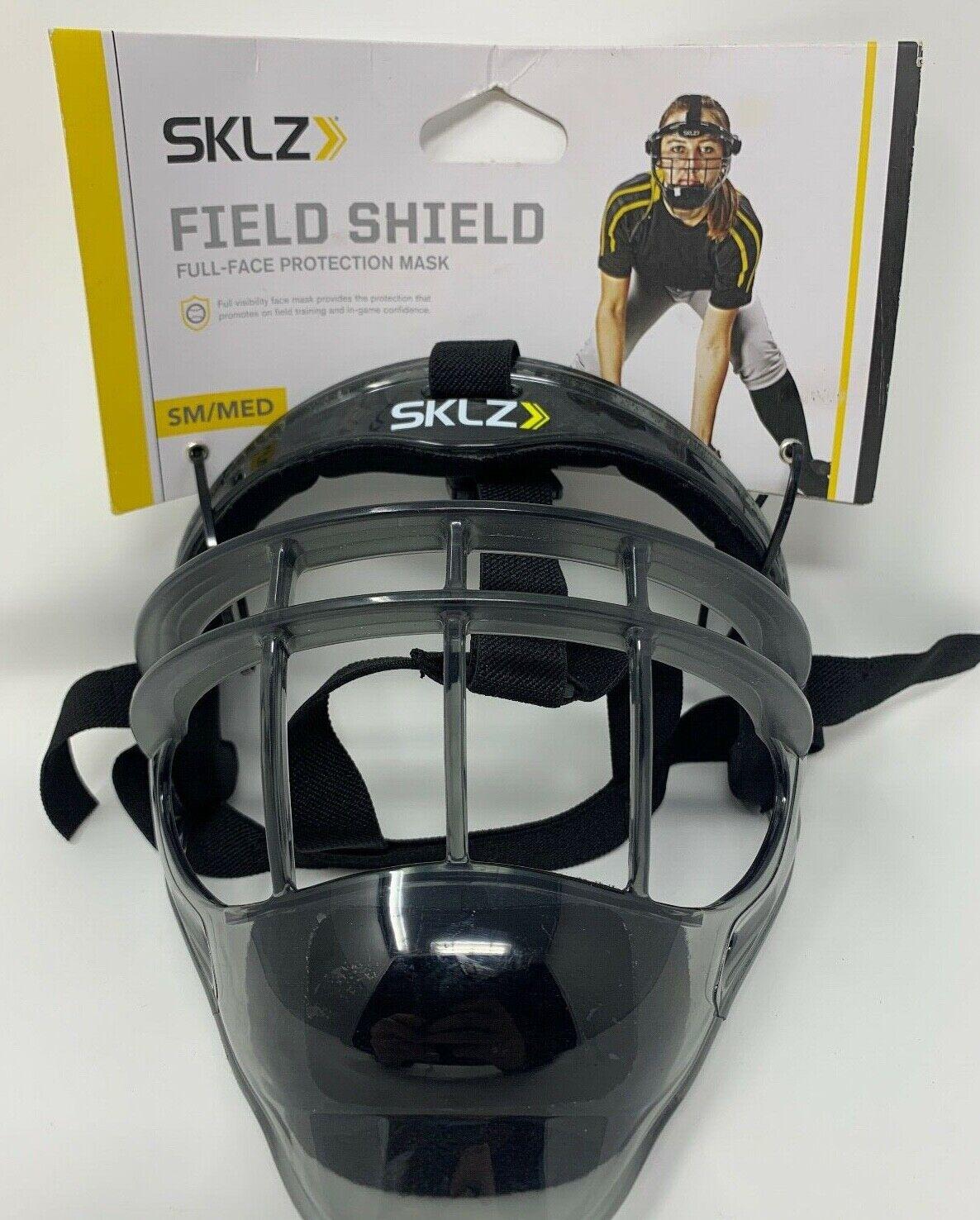 SKLZ Adult Field Shield Full Face Mask Protection Guard Softball Baseball L//XL