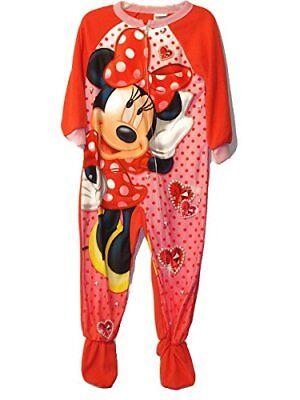 Boys Girls 4T BABY SHARK Doo Pinkfong Fleece Footed Pajama Blanket Sleeper