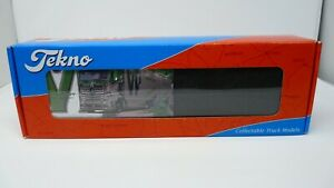 Tekno-Mercedes-Box-Truck-6x2-amp-2-Axle-Drag-Box-Trailer-Veenplant-BNIB-1-50