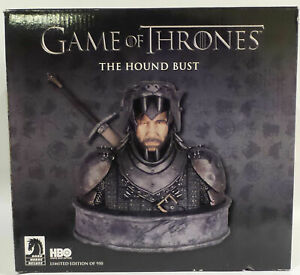 Game-Of-Thrones-The-Hound-Bust-No-797-950-NEW-IN-BOX-Dark-Horse