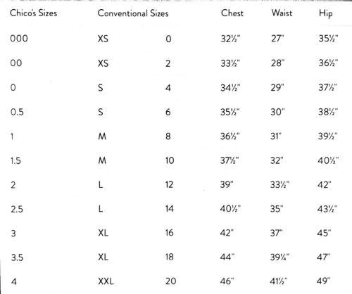 L CHICO/'S *NWT SIZE 2. COTTON//MODAL WHITE FLORAL 3//4 SLV TOP