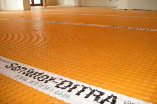 SCHLUTER DITRA UNCOUPLING MEMBRANE 80.75ft² DITRA Quarter-Roll MAT