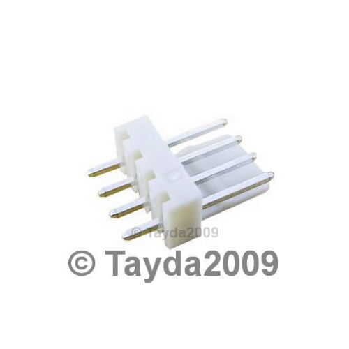 10 x Wafer Connector 2.54mm 4 Pins - FREE SHIPPING