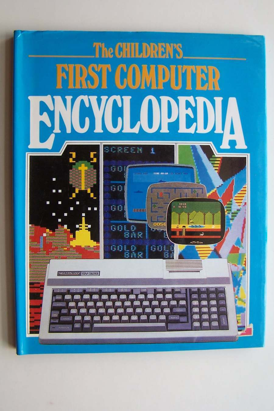 Children's First Computer Encyclopedia Keith Wicks