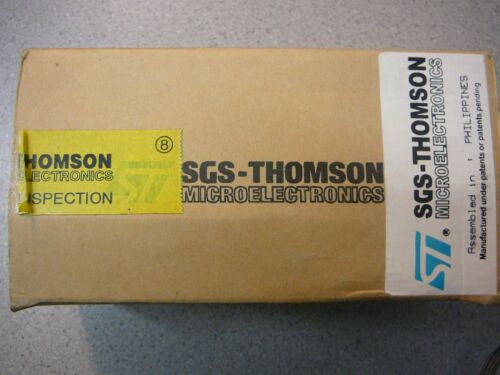 SGS-Thomson  Sensitive Gate Triac 400V 5A TO-220 **NEW** Qty.10